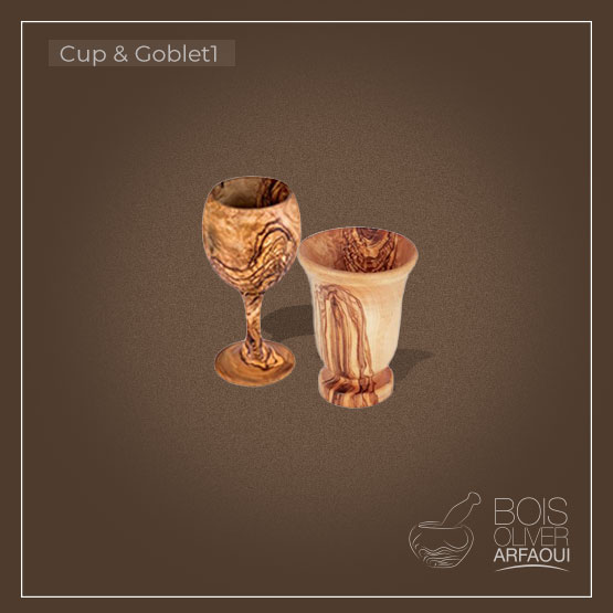 Cup & Goblet