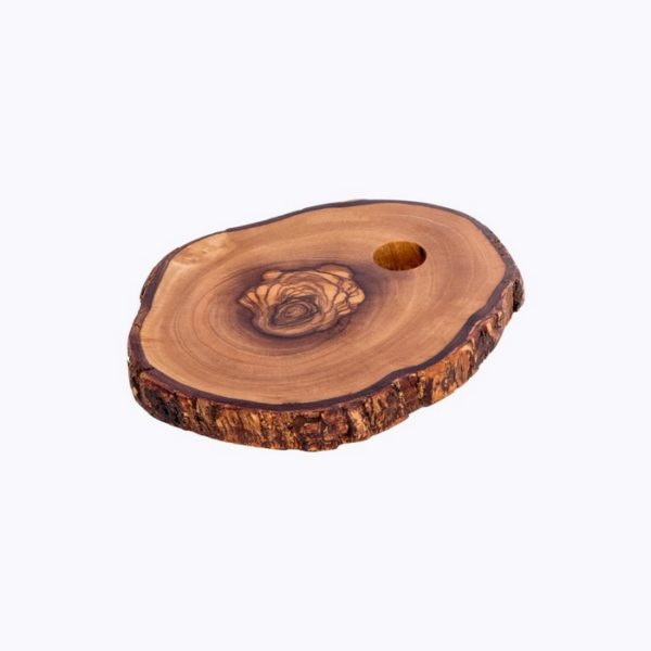 Unique Saucer wood