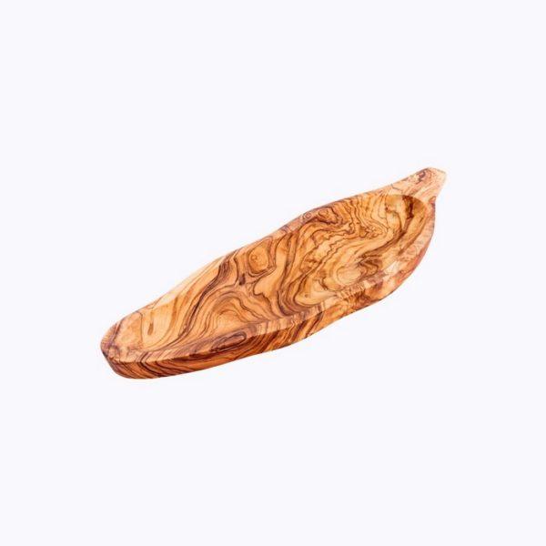 Butter Dish Leaf shaped